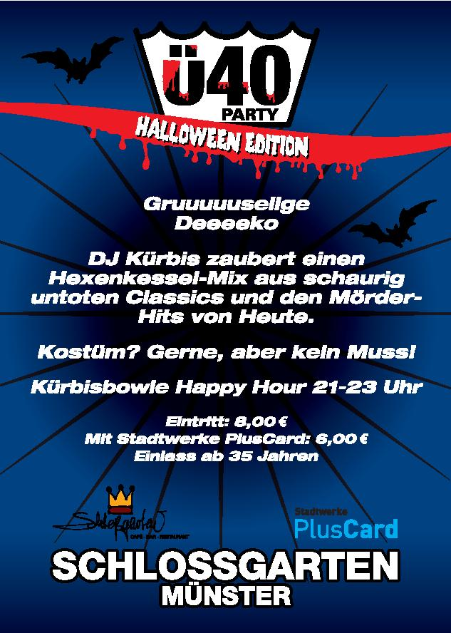 ü30 party münster 2019